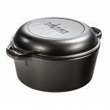 Litinový hrnec Double Dutch Oven 4,7 l
